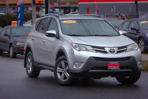 2015 Toyota RAV4 for sale at Dina Auto Sales in Paterson NJ