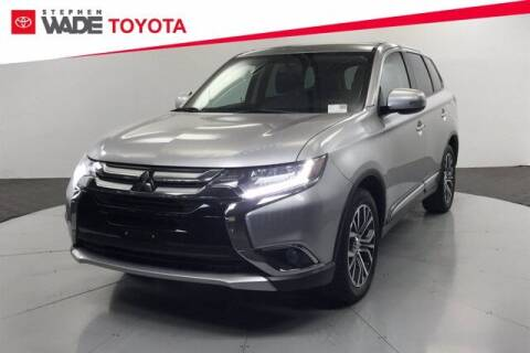 2018 Mitsubishi Outlander for sale at Stephen Wade Pre-Owned Supercenter in Saint George UT