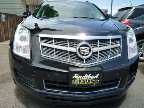 2010 Cadillac SRX for sale at Sindibad Auto Sale, LLC in Englewood CO