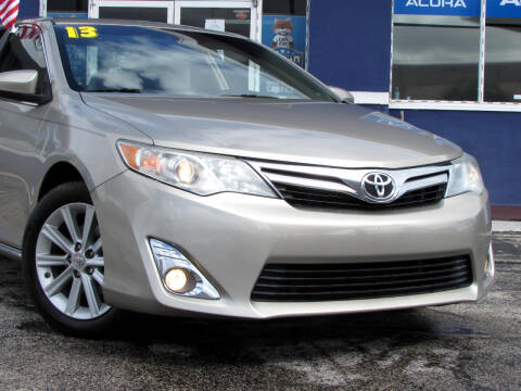 2013 Toyota Camry for sale at Orlando Auto Connect in Orlando FL