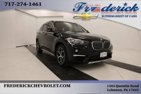 2018 BMW X1 for sale at Lancaster Pre-Owned in Lancaster PA