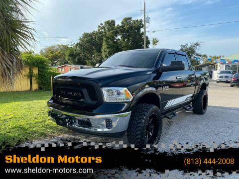 2013 RAM Ram Pickup 1500 for sale at Sheldon Motors in Tampa FL