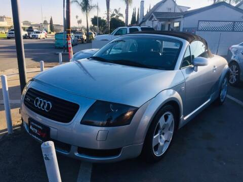2002 Audi TT for sale at Auto Max of Ventura in Ventura CA
