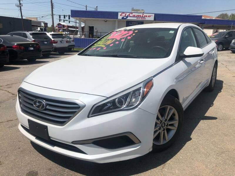 2016 Hyundai Sonata for sale at Global Imports Auto Sales in Buford GA