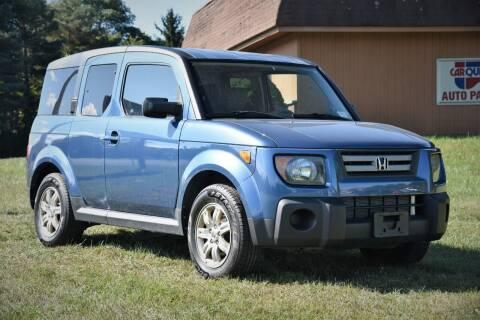 2007 Honda Element for sale at Van Allen Auto Sales in Valatie NY