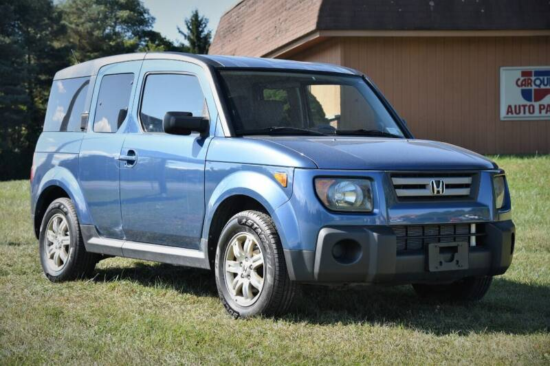 2007 Honda Element for sale at Van Allen Auto Sales in Valatie NY