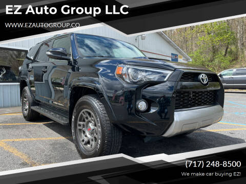 2019 Toyota 4Runner for sale at EZ Auto Group LLC in Lewistown PA