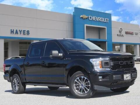 2018 Ford F-150 for sale at HAYES CHEVROLET Buick GMC Cadillac Inc in Alto GA
