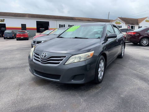 2010 Toyota Camry for sale at Credit Connection Auto Sales Dover in Dover PA