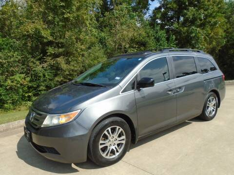 2011 Honda Odyssey for sale at Houston Auto Preowned in Houston TX