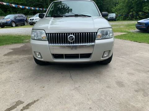2007 Mercury Mariner Hybrid for sale at Day Family Auto Sales in Wooton KY