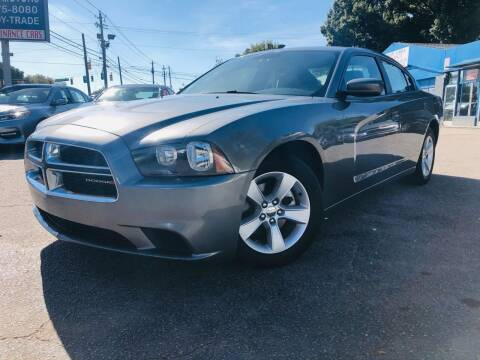 2012 Dodge Charger for sale at Capital Motors in Raleigh NC