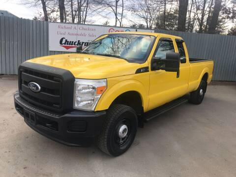 2011 Ford F-250 Super Duty for sale at Chuckran Auto Parts Inc in Bridgewater MA