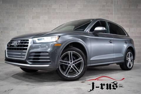 2018 Audi SQ5 for sale at J-Rus Inc. in Macomb MI