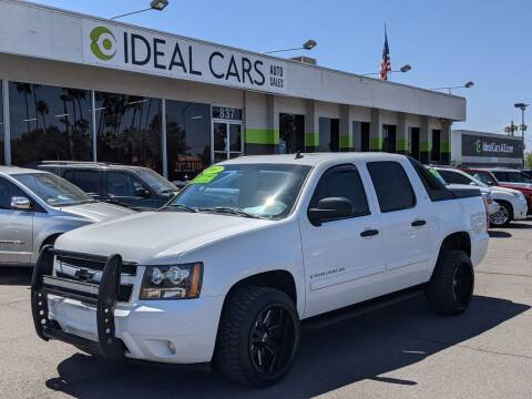 2007 Chevrolet Avalanche for sale at Ideal Cars Atlas in Mesa AZ