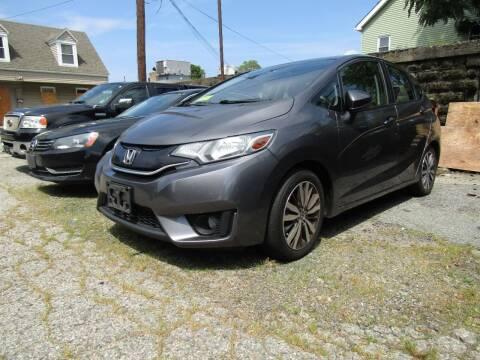 2015 Honda Fit for sale at Boston Auto Sales in Brighton MA