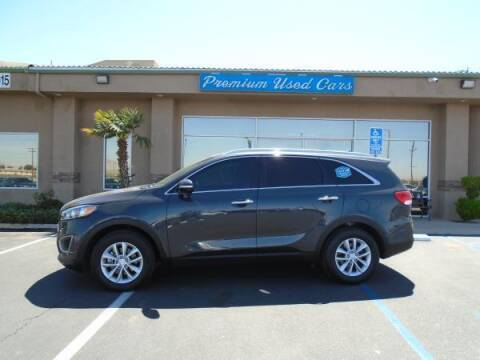 2017 Kia Sorento for sale at Family Auto Sales in Victorville CA