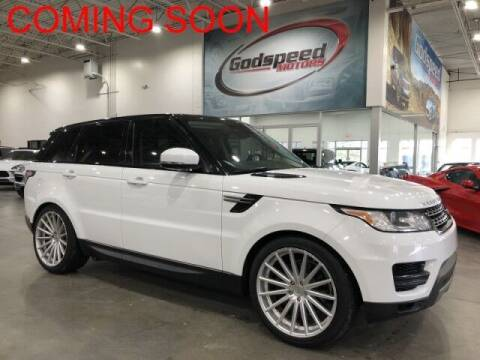 2014 Land Rover Range Rover Sport for sale at Godspeed Motors in Charlotte NC