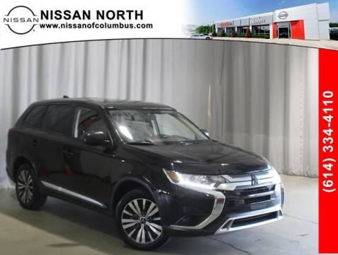 2019 Mitsubishi Outlander for sale at Auto Center of Columbus in Columbus OH