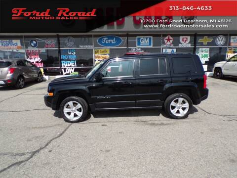 2013 Jeep Patriot for sale at Ford Road Motor Sales in Dearborn MI