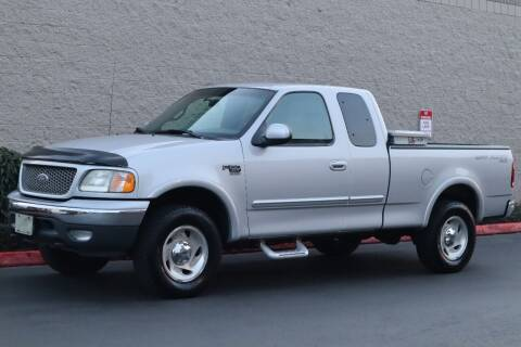 2001 Ford F-150 for sale at Overland Automotive in Hillsboro OR