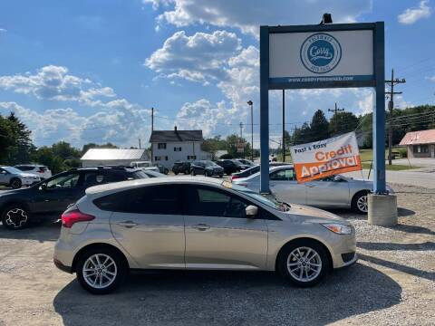 2017 Ford Focus for sale at Corry Pre Owned Auto Sales in Corry PA