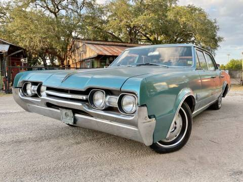 1967 Oldsmobile Cutlass for sale at OVE Car Trader Corp in Tampa FL