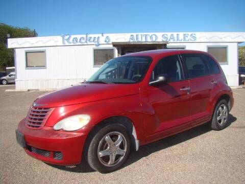 2007 Chrysler PT Cruiser for sale at Rocky's Auto Sales in Corpus Christi TX