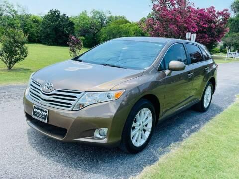 2012 Toyota Venza for sale at SPOTLESS AUTO LLC in San Antonio TX