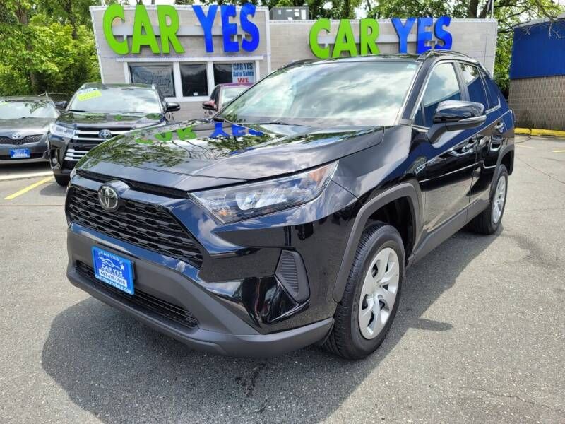 2019 Toyota RAV4 for sale at Car Yes Auto Sales in Baltimore MD