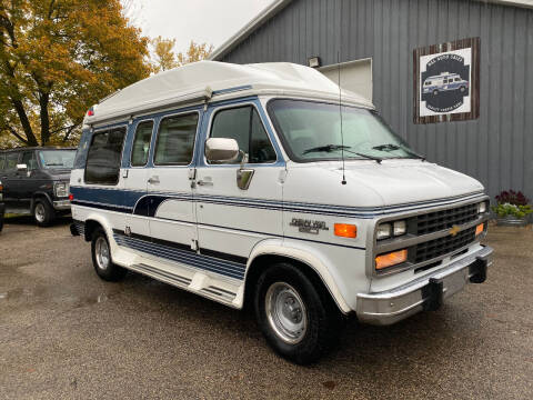 1994 Chevy G20 Trans America 170 for sale at D & L Auto Sales in Wayland MI