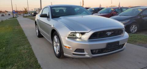 2013 Ford Mustang for sale at Wyss Auto in Oak Creek WI