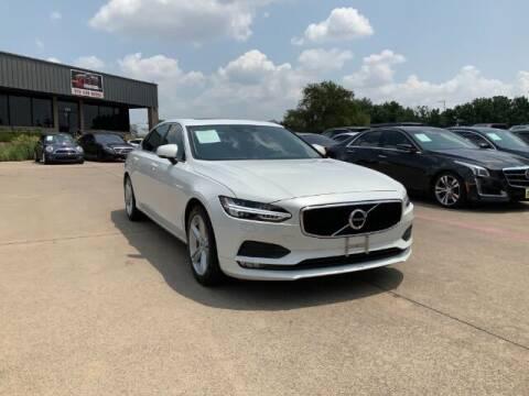 2018 Volvo S90 for sale at KIAN MOTORS INC in Plano TX