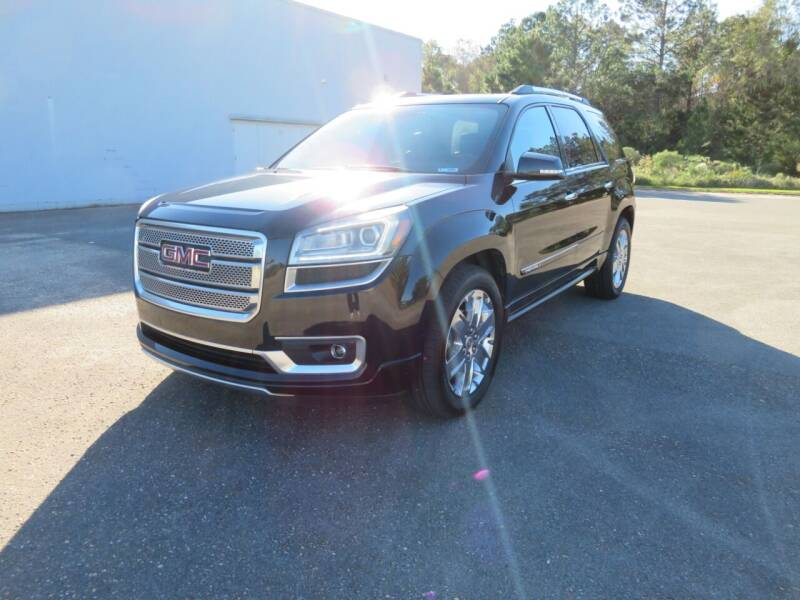 2013 GMC Acadia for sale at Access Motors Co in Mobile AL