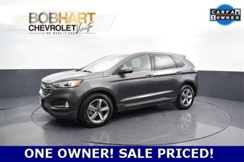 2019 Ford Edge for sale at BOB HART CHEVROLET in Vinita OK