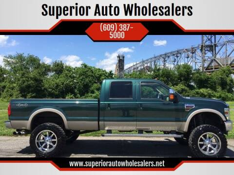 2010 Ford F-350 Super Duty for sale at Superior Auto Wholesalers in Burlington City NJ