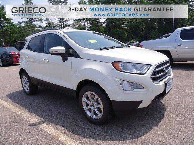 2021 Ford EcoSport for sale in Raynham, MA