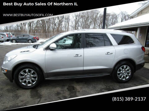 2012 Buick Enclave for sale at Best Buy Auto Sales of Northern IL in South Beloit IL