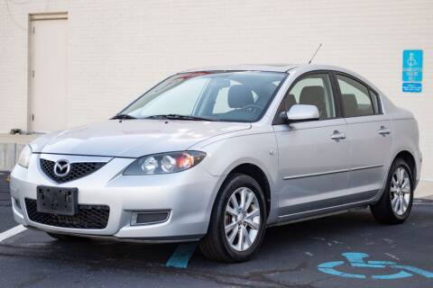 2007 Mazda MAZDA3 for sale at Carland Auto Sales INC. in Portsmouth VA