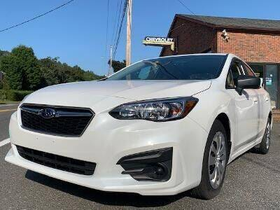 2019 Subaru Impreza for sale at Worthington Air Automotive Inc in Williamsburg MA