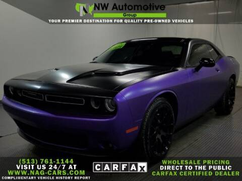 2018 Dodge Challenger for sale at NW Automotive Group in Cincinnati OH