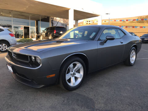 2011 Dodge Challenger for sale at Autos Wholesale in Hayward CA