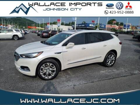 2020 Buick Enclave for sale at WALLACE IMPORTS OF JOHNSON CITY in Johnson City TN