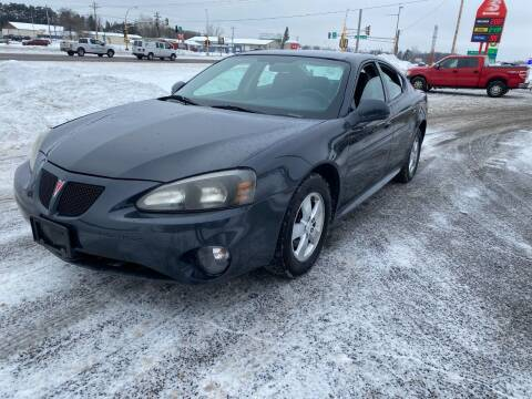 2008 Pontiac Grand Prix for sale at Northstar Auto Sales LLC in Ham Lake MN