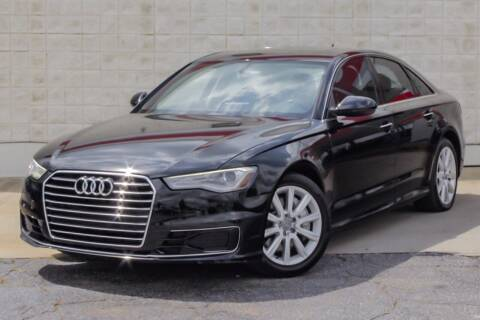 2016 Audi A6 for sale at Cannon Auto Sales in Newberry SC