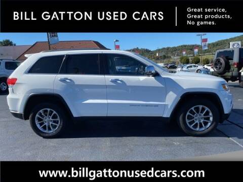2014 Jeep Grand Cherokee for sale at Bill Gatton Used Cars in Johnson City TN