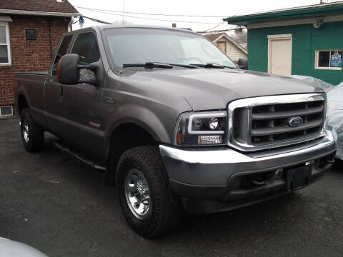 2004 Ford F-250 Super Duty for sale at Kar Connection in Little Ferry NJ