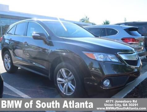 2014 Acura RDX for sale at Carol Benner @ BMW of South Atlanta in Union City GA