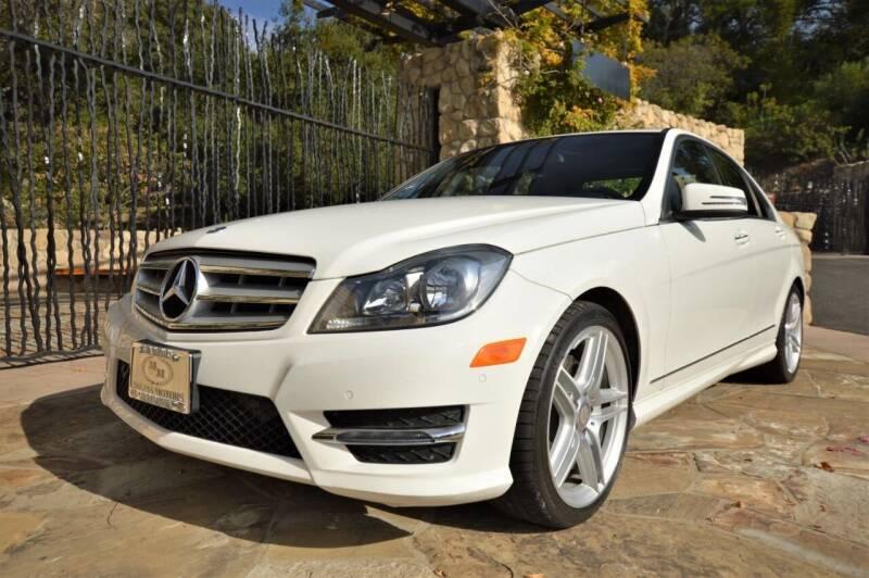 2013 Mercedes-Benz C-Class for sale at Milpas Motors in Santa Barbara CA