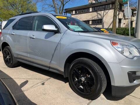 2015 Chevrolet Equinox for sale at AMERICAN AUTO in Milwaukee WI